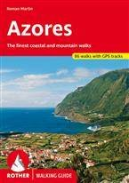 Azores. The finest walks on the coast and in the m