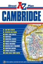 Cambridge. Plan miasta 1:18 103