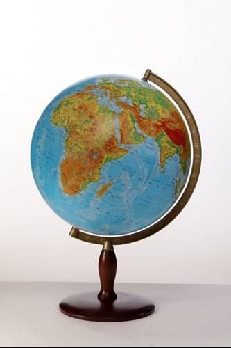 globus fizyczny dekoracyjny 42 cm pod wietlany globusy du e 42 50 cm pod wietlane. Black Bedroom Furniture Sets. Home Design Ideas