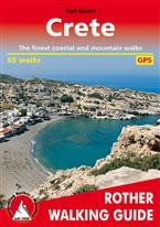 Crete. The finest coastal and mountain walks. Przewodnik trekingowy