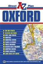 Oxford. Plan miasta 1:16 896
