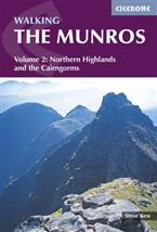 The Munros. Volume 2: Northern Highlands and Cairngorms. Przewodnik trekingowy