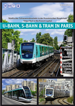 U-Bahn, S-Bahn & Tram in Paris. Urban rail in the