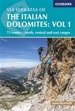 Via Ferratas of the Italian Dolomites: Vol 1