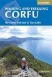 Walking and trekking Corfu. The Corfu Trail and 22 day walks. Przewodnik trekingowy