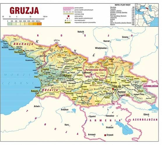 Gruzja W Pigulce Przewodnik Turystyczny Przewodniki Turystyczne
