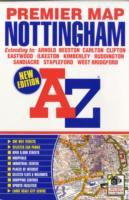 Nottingham. Plan miasta 1:18 103